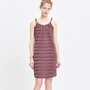 Madewell Tie-Strap Dress